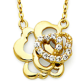 Gold Jewelry: Gold Pendants